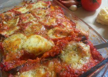 Dinde à la parmigiana