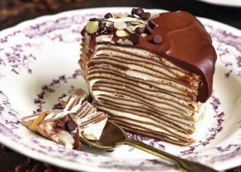 gâteau de crêpes façon tiramisu-min