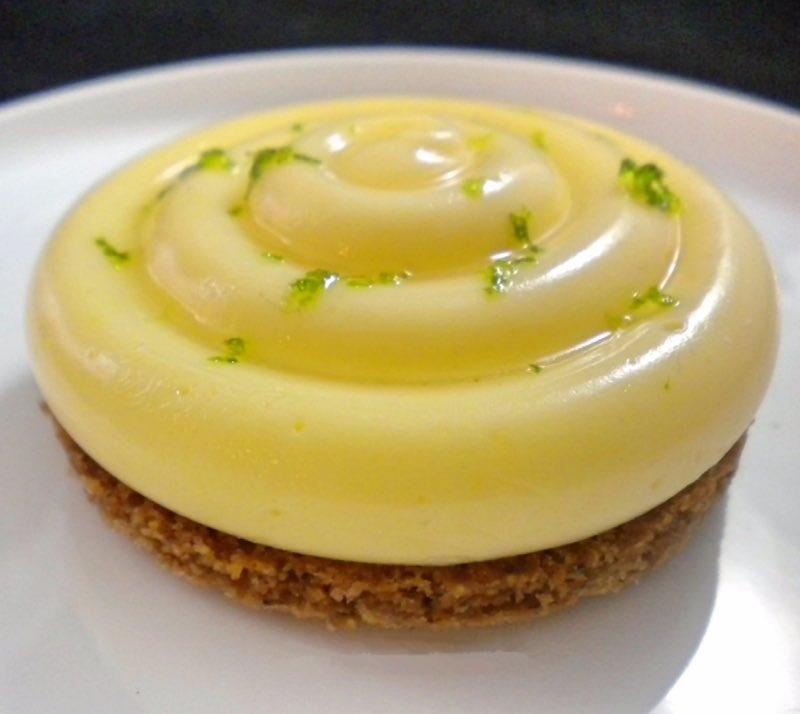 Tartelette au citron de Cyril Lignac 2