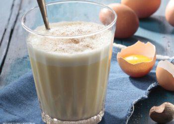 La recette traditionnelle du lait de poule