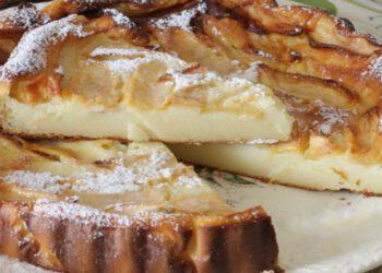 Gâteau aux Pommes et Mascarpone
