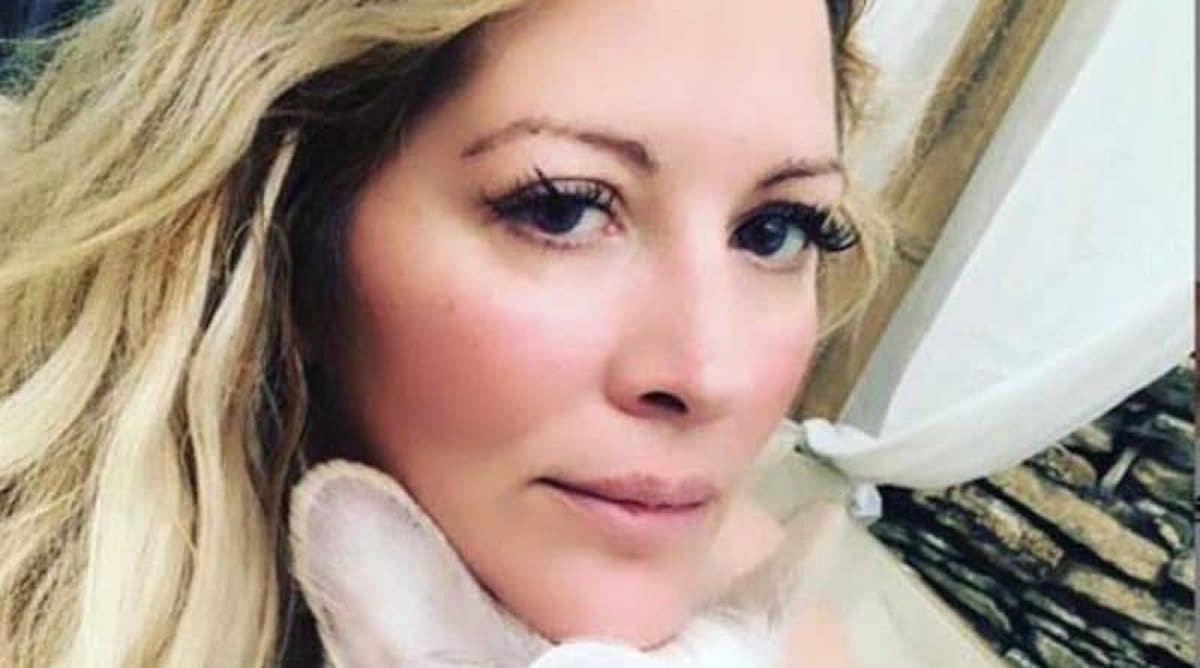 Loana - l'ancienne star de télé-réalité dans le coma