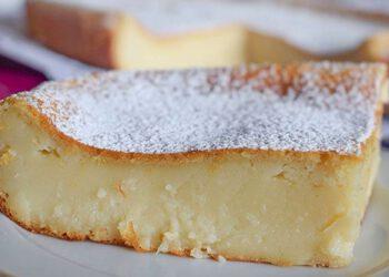 Un délicieux gâteau au yaourt facile