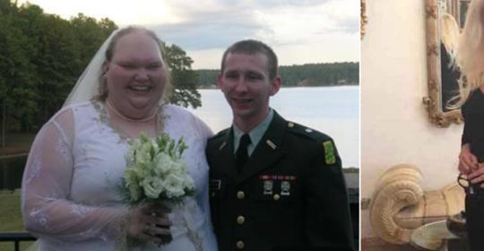 La mariée la plus laide du monde prend sa revanche 8 ans après et perd 50 kilos