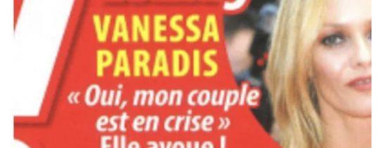 Vanessa Paradis son couple en danger