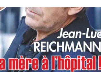 Jean-Luc Reichmann bouleversé sa mère à l'hôpital