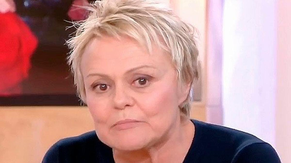 Muriel Robin bouleversée par la mort de son ami