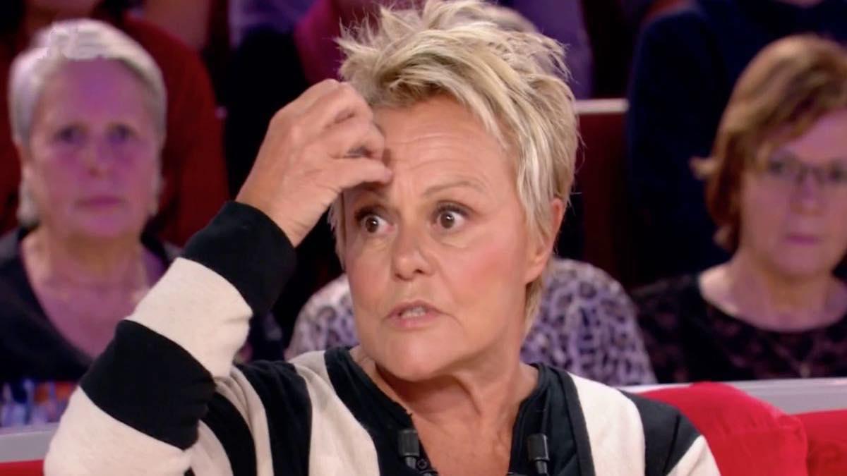 Muriel Robin injures et attaque au couteau ses confidences