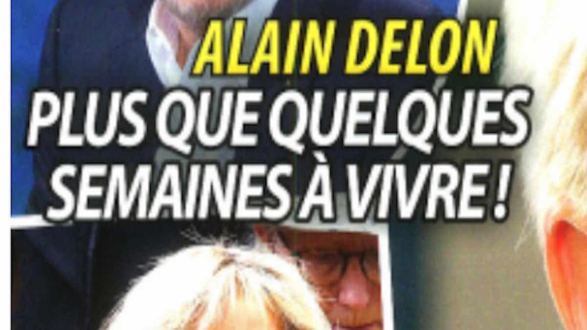 Alain Delon: Plus que quelques semaines à vivre!