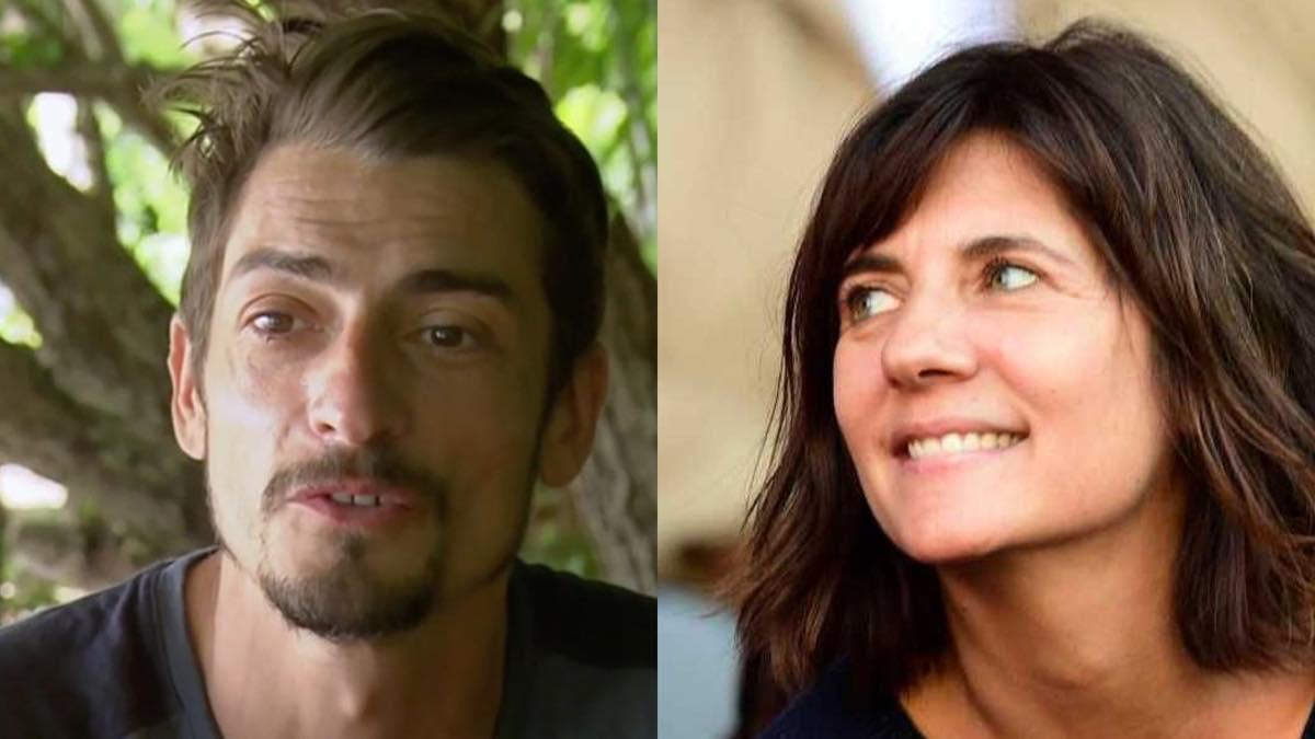 Claude (Koh-Lanta) demandé en mariage par Estelle Denis