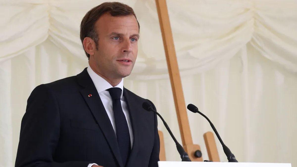 Emmanuel Macron : sa phrase « dégueulasse » adressée à un élu local