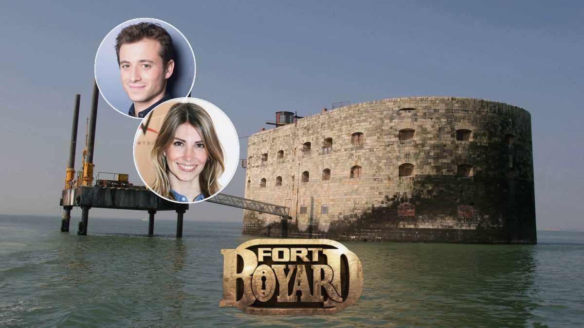 Fort Boyard : les deux stars qui ont eu le coup de foudre durant le tournage sont de nouveau de retour
