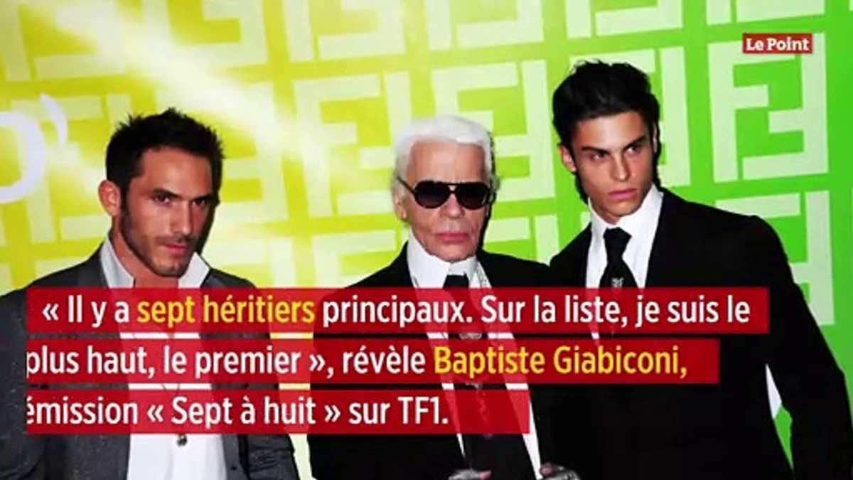 Héritage de Karl Lagerfeld jalousies et tensions entre les héritiers du couturier