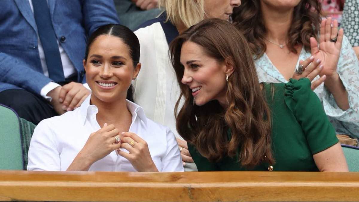 Kate Middleton inspirée par Meghan Markle prend sa revanche