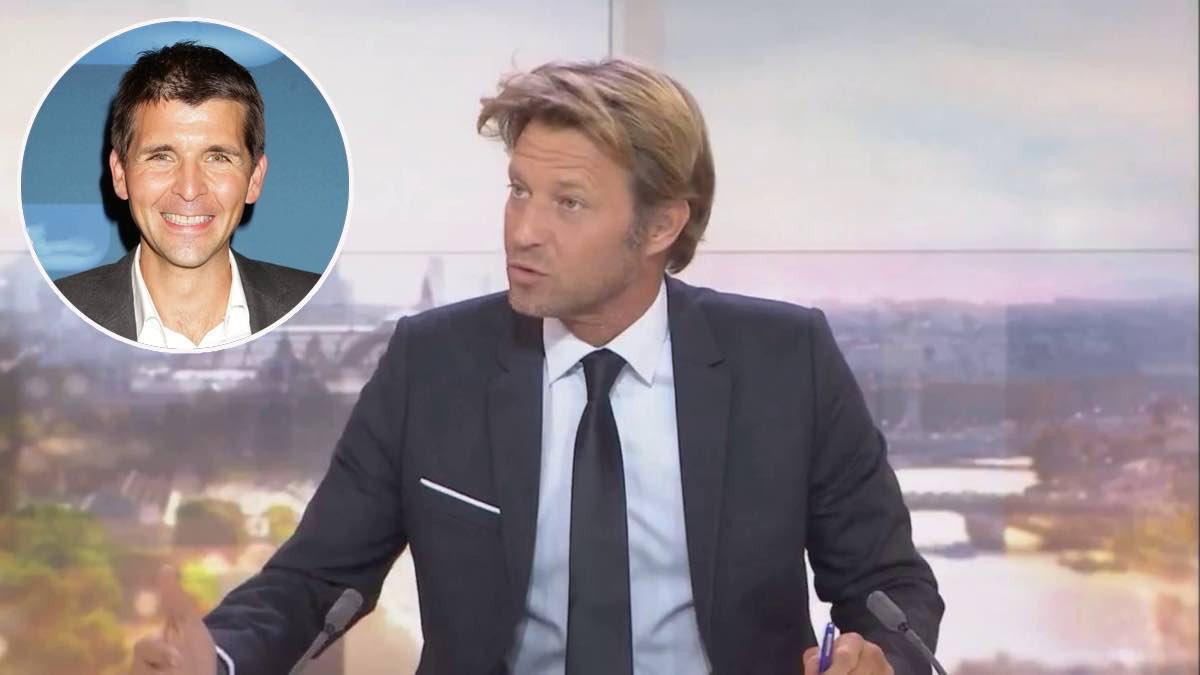 Laurent Delahousse risque sa place sur France 2 il est en danger face à un rival