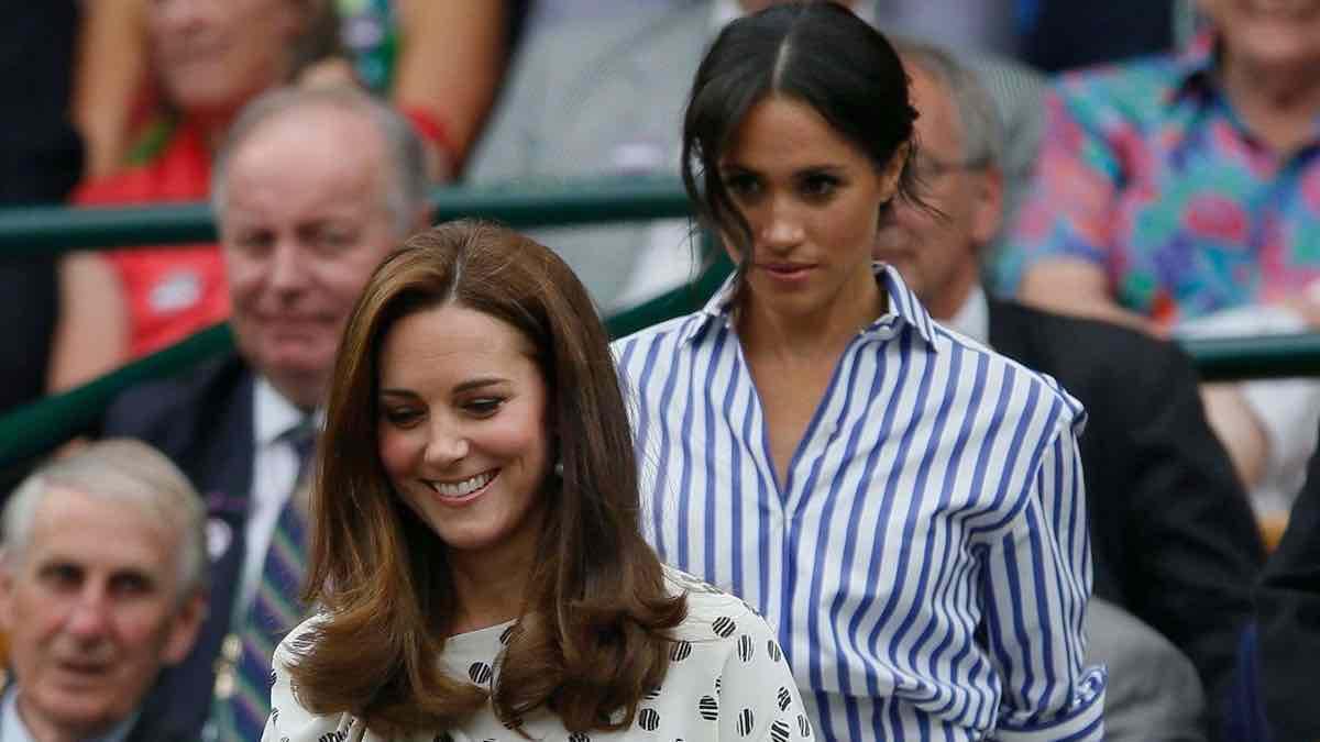 Le coup bas de Meghan Markle à Kate Middleton