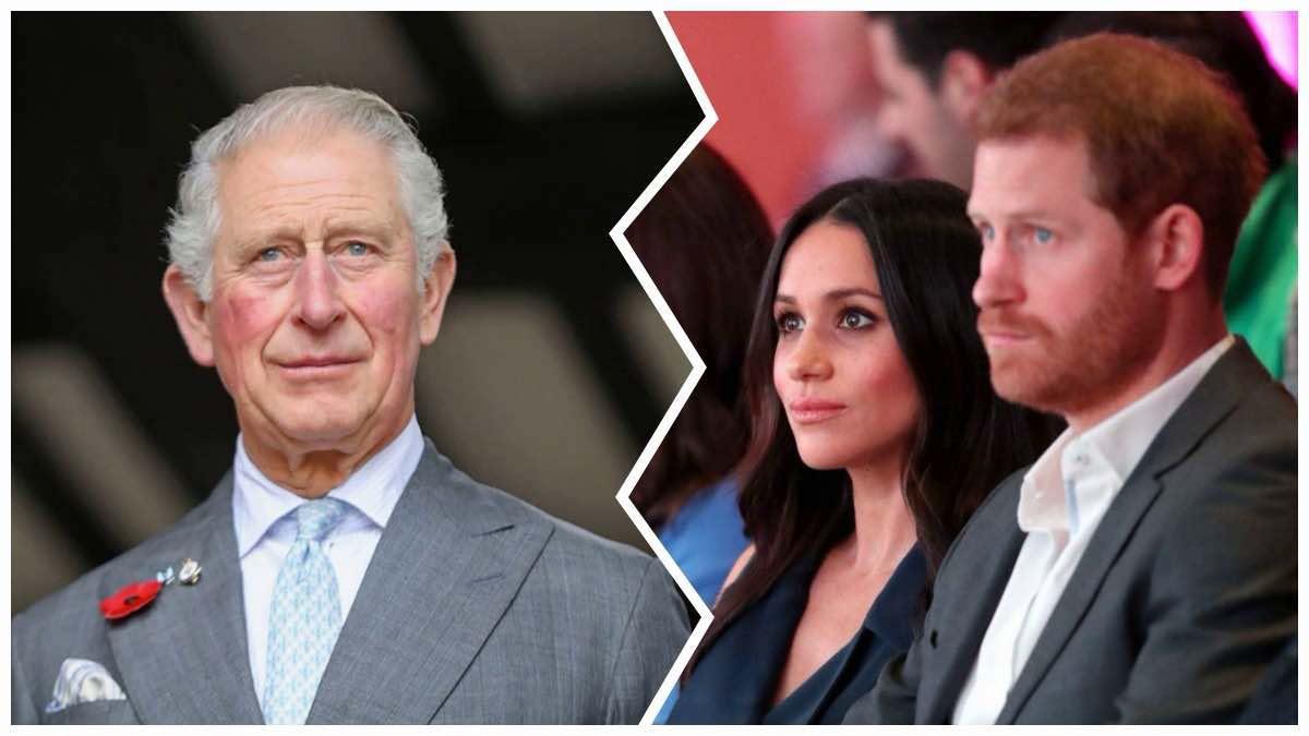 « Gros » pépin pour Meghan Markle et Harry : le prince Charles est en mauvaise passe financière
