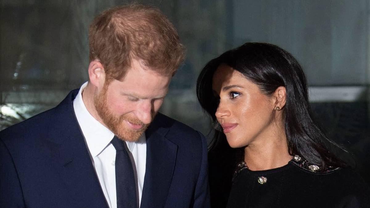 Meghan Markle et le Prince Harry : une alliée de taille à la monarchie britannique.