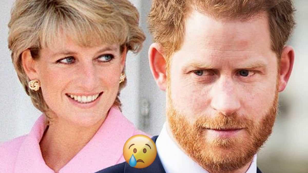 Prince Harry : ses tristes révélations sur sa mère Lady Diana