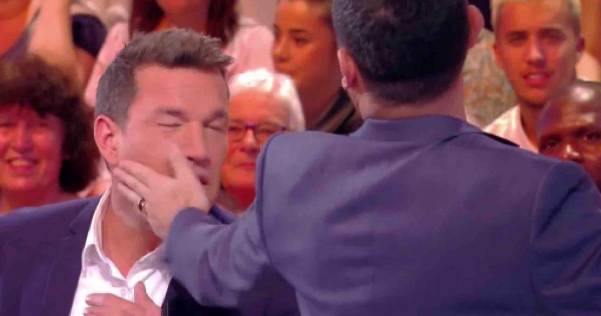 Cyril Hanouna clashé par Benjamin Castaldi perd contrôle…