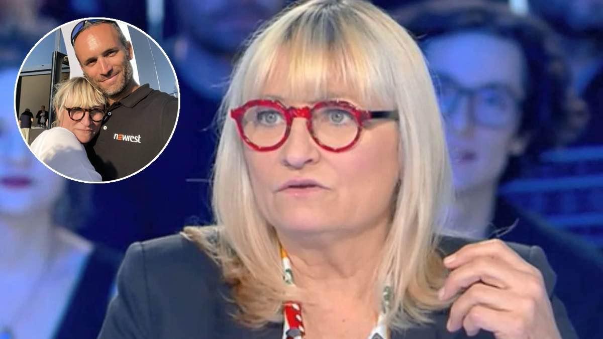 Christine Bravo 64 Ans Relation Torride Avec Un Homme De 20 Ans De Moins Qu Elle