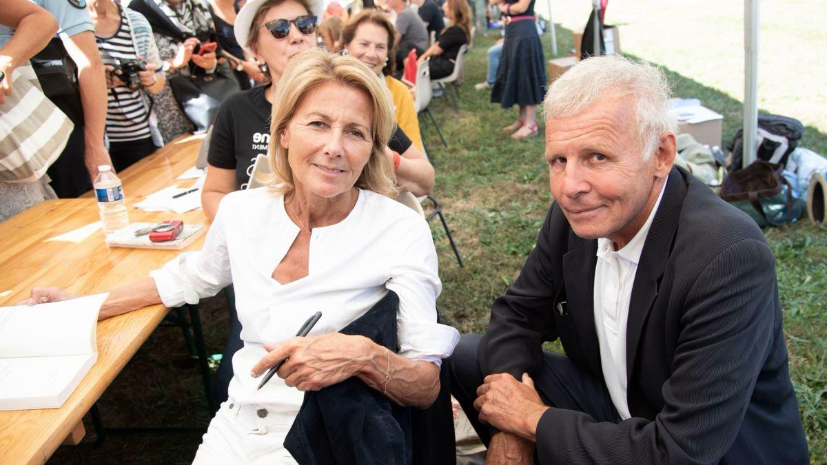 Claire Chazal : ce surnom disgracieux lorsqu'elle était à TF1 avec Patrick Poivre d'Arvor.