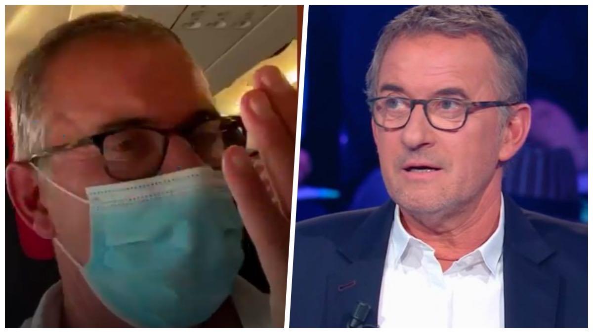 Coronavirus: Christophe Dechavanne scandalisé par le comportement des Français se déchaîne sur Twitter.