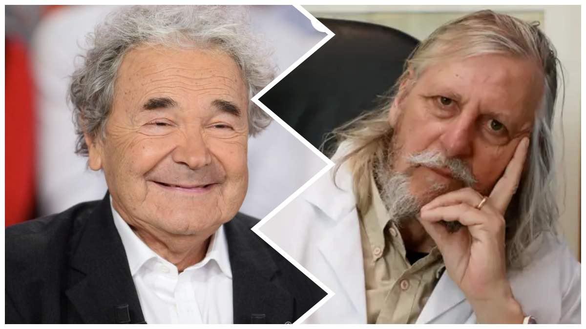 """Didier Raoult """"égocentrique"""" et """"narcissique"""" : Pierre Perret se paye bien la tête de l'iconoclaste infectiologue marseillais."""
