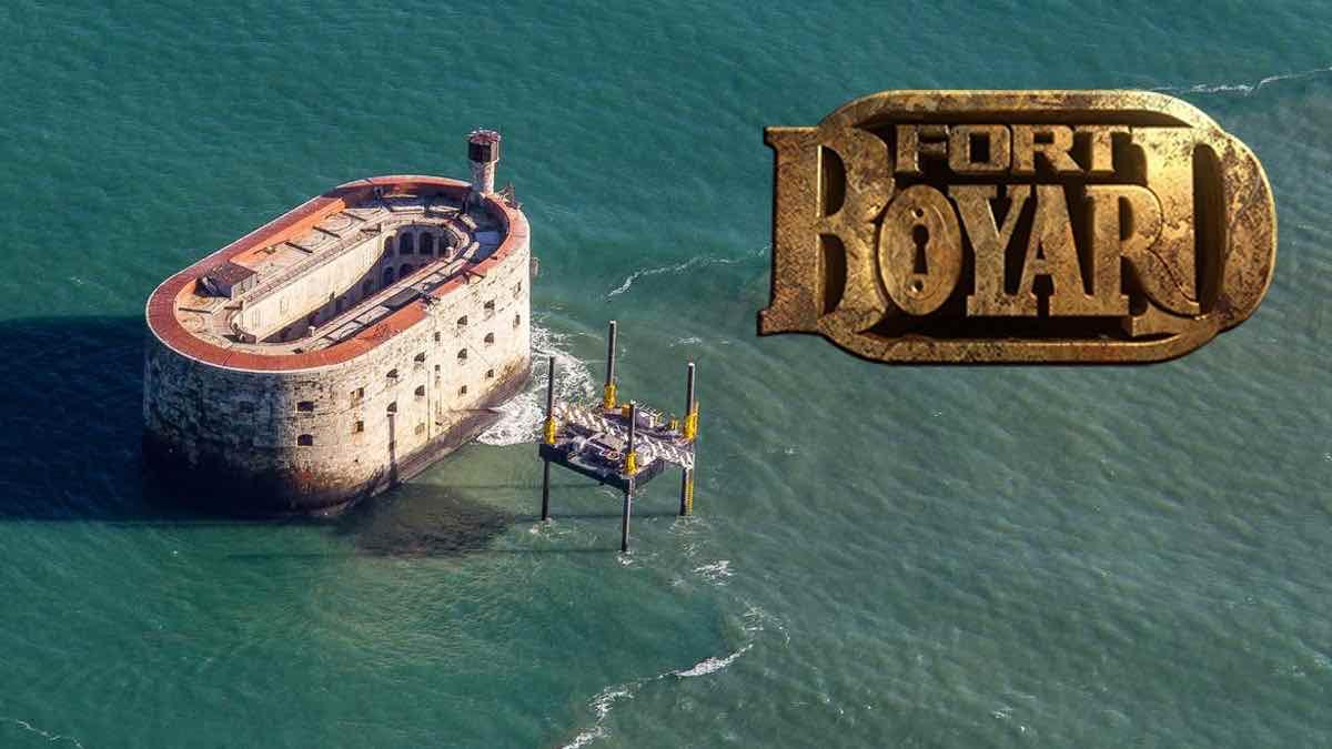 Fort Boyard (31ème saison) : une saison pas comme les autres ! Un « Gros » changement. Découvrez les détails.