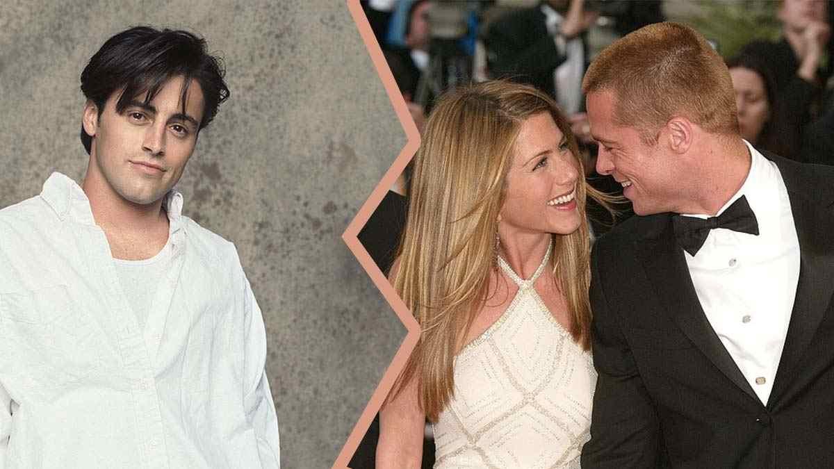 Jennifer Aniston (Friends) trompe Brad Pitt avec Matt LeBlanc. Cette incroyable confidence du père de l'acteur !
