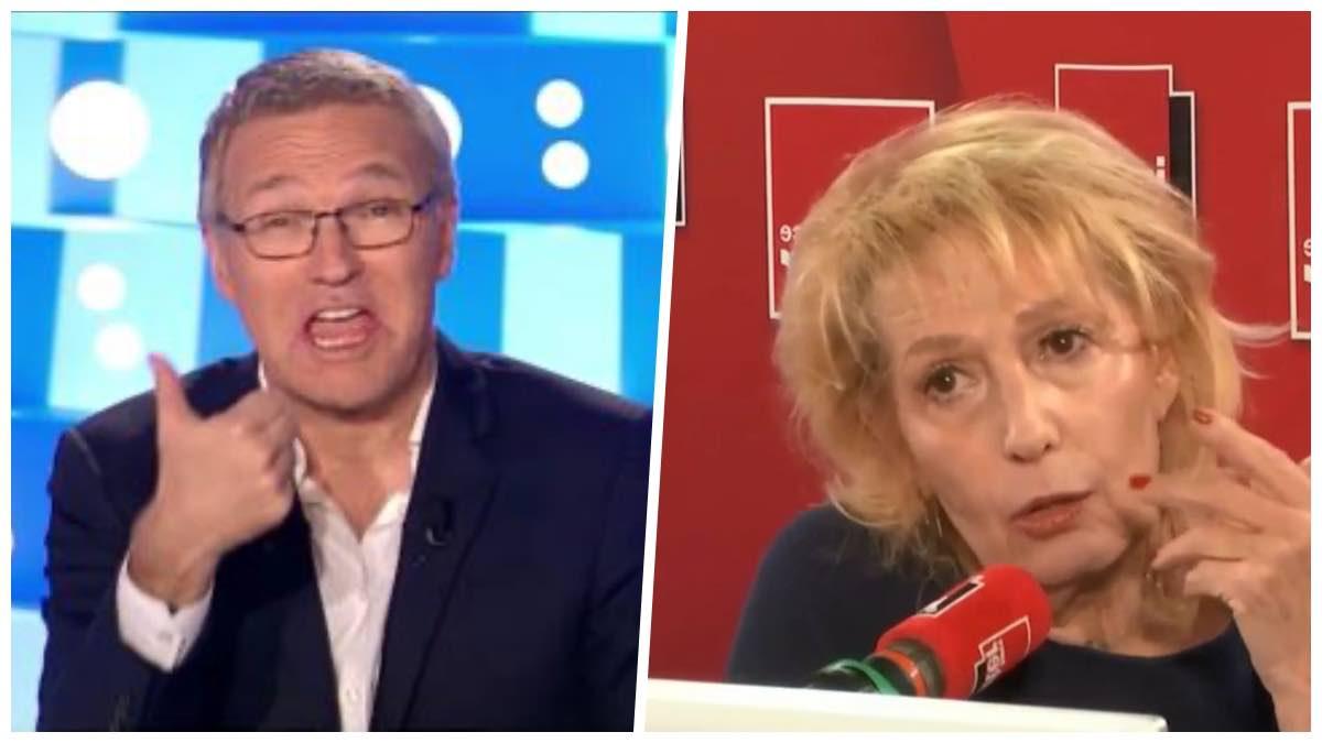 Laurent Ruquier et Catherine Barma : une guerre virulente éclate « Avec elle ça ne peut que mal se terminer ».