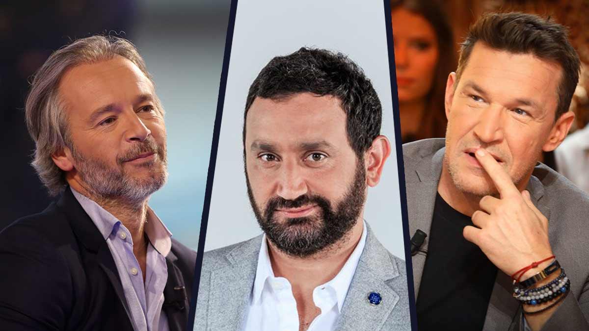 Benjamin Castaldi et Jean-Michel Maire s'attaquent au physique de Cyril Hanouna !