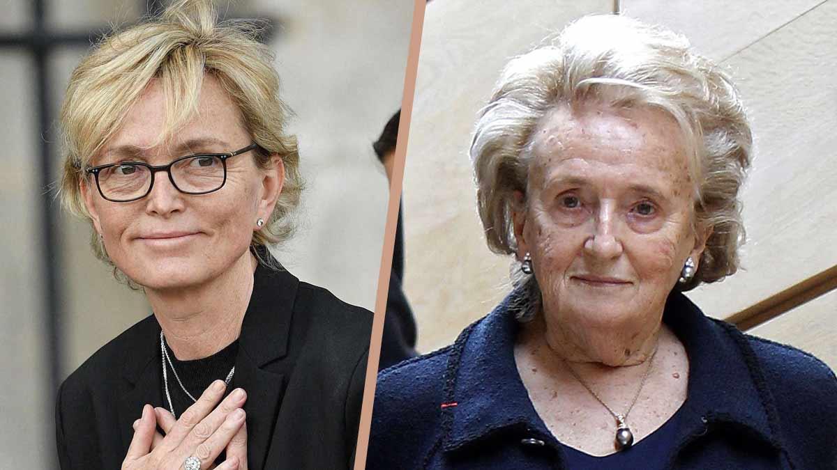 Bernadette Chirac inconsolable : sa fille Claude Chirac désemparée prend une décision irrévocable !
