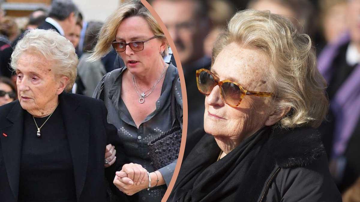 Bernadette Chirac : son état de santé lourdement dégradée elle jette l'éponge !