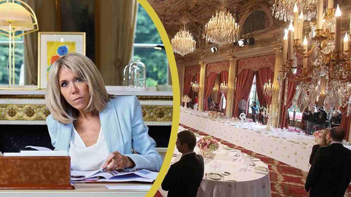 Brigitte Macron privée de son nouveau service de vaisselle : la production se fait au compte-goutte !