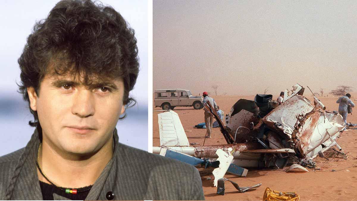 Daniel Balavoine : de nouveaux éléments sur la véritable cause de l'accident d'hélicoptère qui lui a coûté la vie ?
