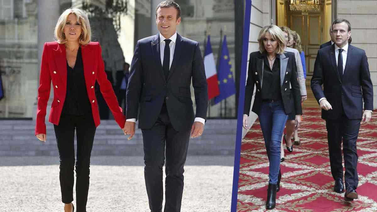 Emmanuel et Brigitte Macron : cette somme qu'ils étaient obligés de rembourser à l'Elysée.