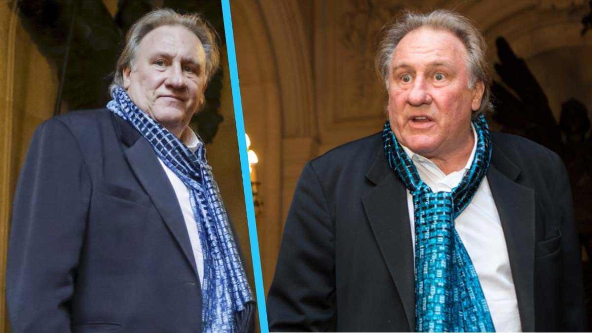 Gérard Depardieu accusé de viol : des nouvelles charges pèsent sur l'acteur la justice reprend l'affaire en main!