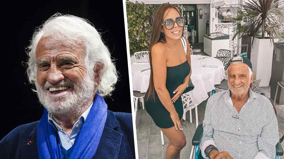 Jean-Paul Belmondo : ce rendez-vous avec une jeune candidate de téléréalité ! Cette photo qui en dit long…