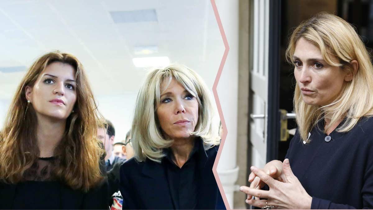 Julie Gayet furieuse : elle s'en prend à la protégée de Brigitte Macron