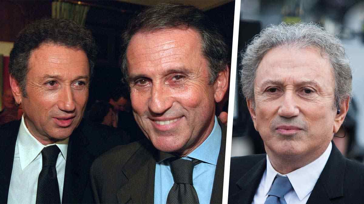 Michel Drucker fait des confidences sur la mort de son frère Jean. « Il nous a quitté de façon dramatique »