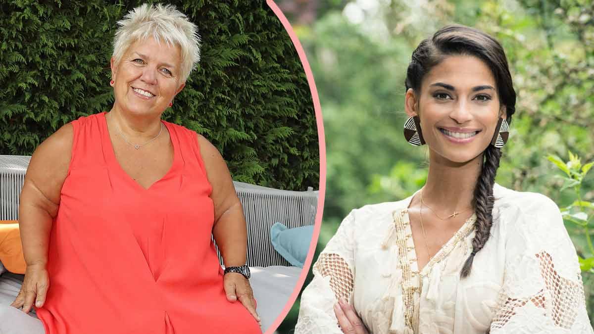 Mimie Mathy : Tatiana Silva balance du lourd sur son caractère !