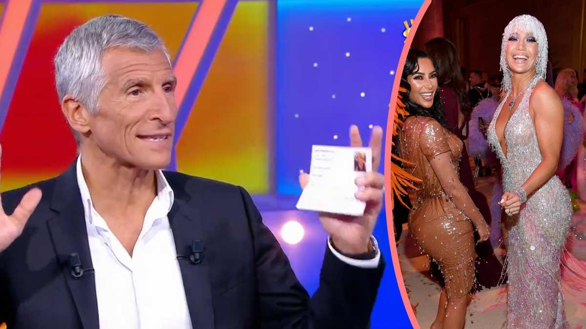 Nagui s'en prend aux fesses de Kim Kardashian et Jennifer Lopez les téléspectateurs gênés !