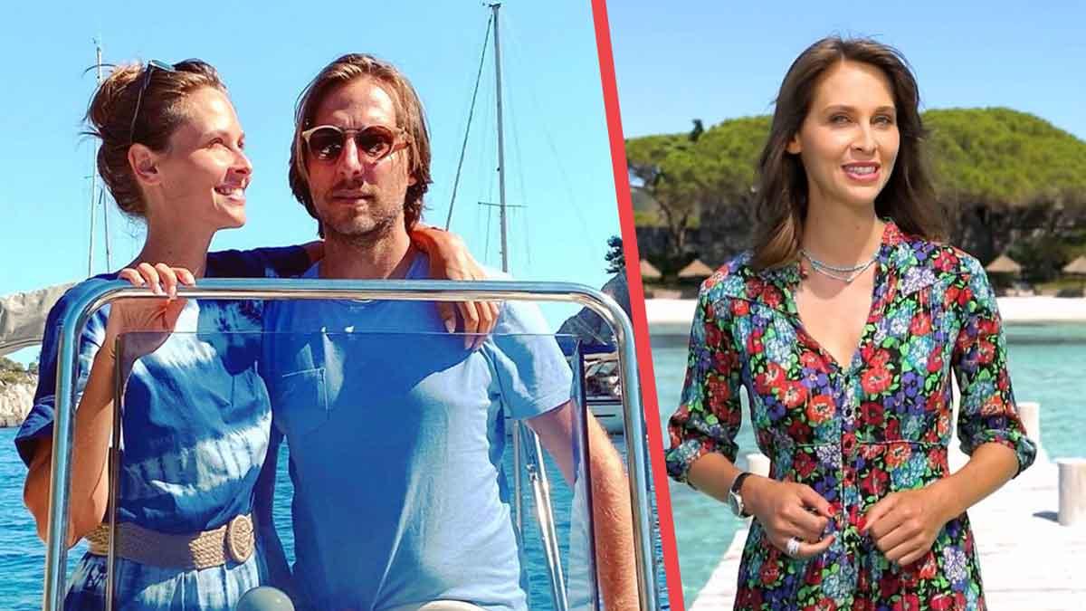 Ophélie Meunier : Ces belles vacances à la mer aux côtés du chanteur Amir.