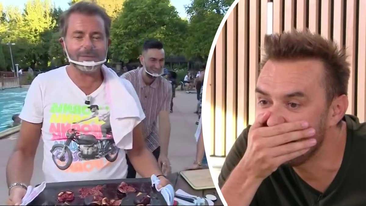 Tous en cuisine : Cyril Lignac sous le choc après la grosse boulette de Jérôme Anthony !