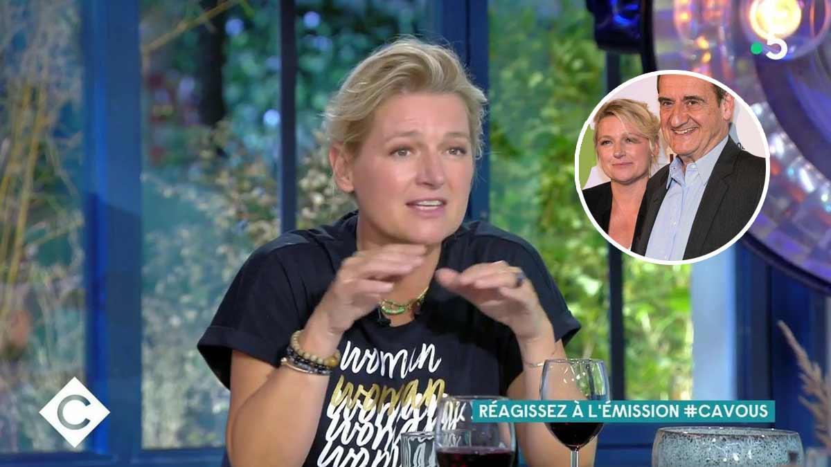Anne-Elisabeth Lemoine : cet étonnant aveu sur son mari en plein direct de C à vous.
