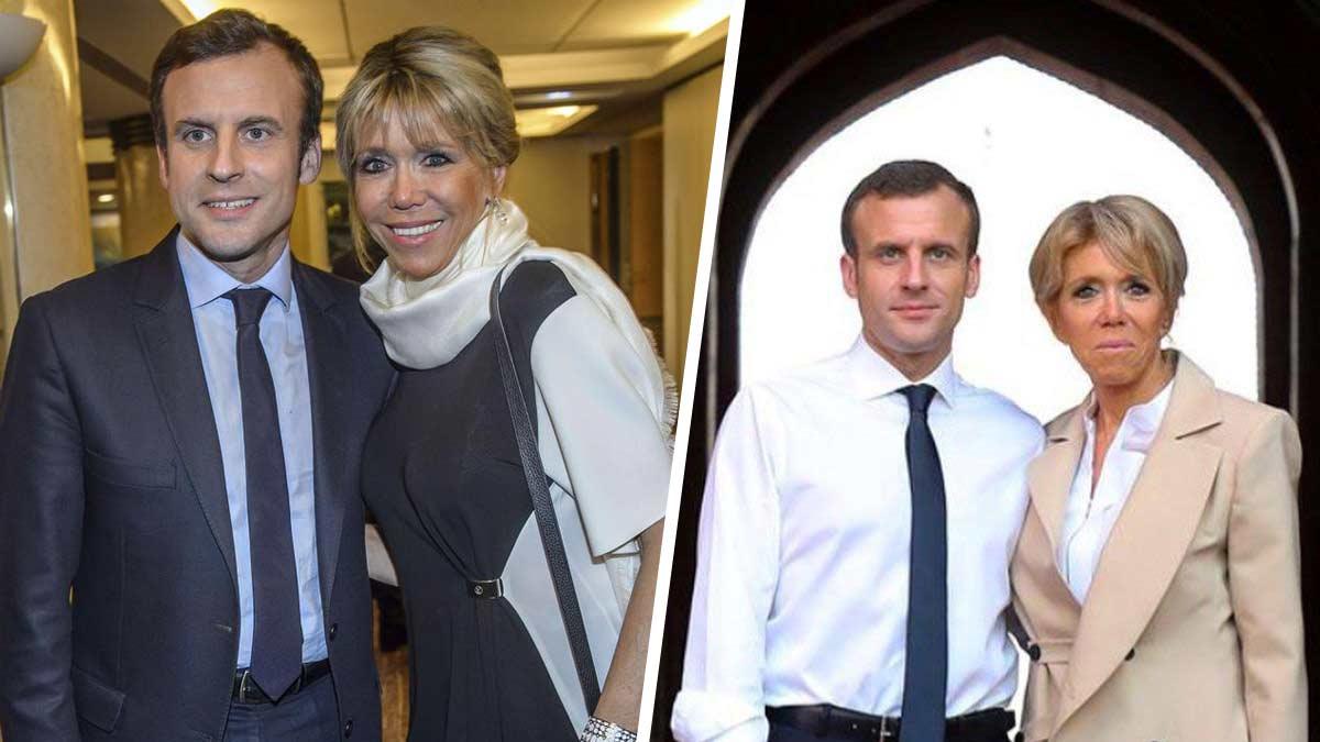 Brigitte et Emmanuel Macron : découvrez cette raison pour laquelle ils n'ont pas d'enfants !