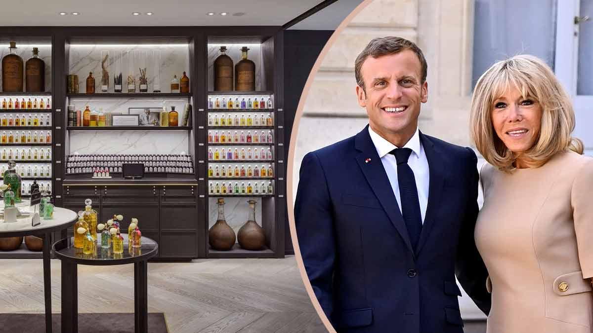 Brigitte Macron : cet étonnant parfum que porte la Première dame !