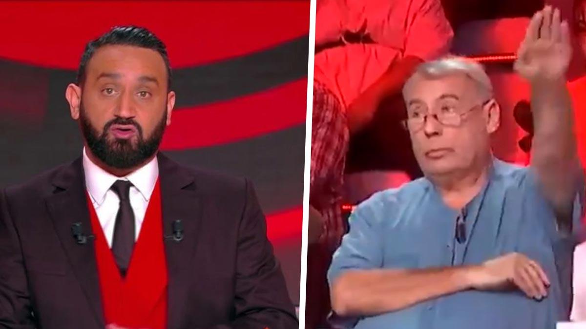 Ce salut nazi dans Balance Ton Post : un coup monté de Cyril Hanouna…