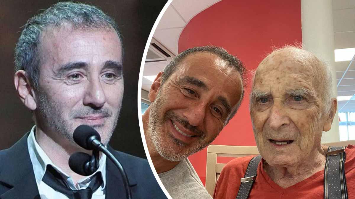Elie Semoun En Deuil Totalement Devaste L Humoriste Annonce Le Deces De Son Pere 8buzz